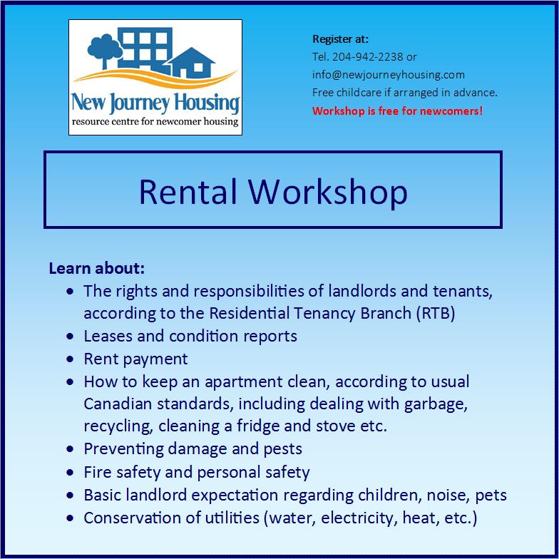 Housing Rental Sites: New Journey Housing